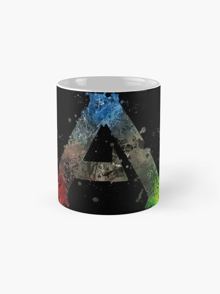 Alternative Ansicht von Ark Survival Evolved Splatter Tasse
