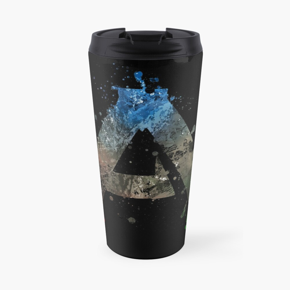 Ark Survival Evolved Splatter Thermobecher