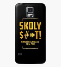 minneapolis is the county seat of Hennepin County Case/Skin for Samsung Galaxy