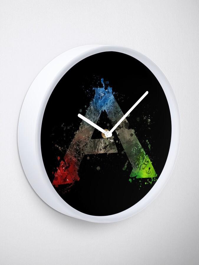 Alternative Ansicht von Ark Survival Evolved Splatter Uhr