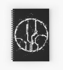 Halo - Forerunners Spiral Notebook