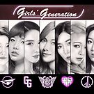 Girls' Generation by kuygr3d