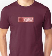 "Rho Psi Eta ""Rhosie"" - Salmon Rose Unisex T-Shirt"