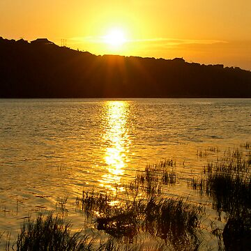 Bushmans River at Sunset by LisaRoberts