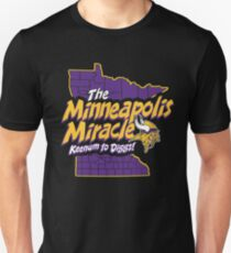 minneapolis is the county seat of Hennepin County Unisex T-Shirt
