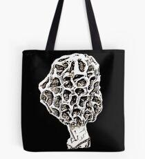 Morel Sketching Tote Bag