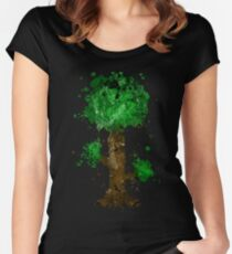Terraria Women's Fitted Scoop T-Shirt