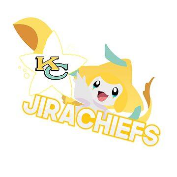 Kansas City Jirachiefs by NixonChrist
