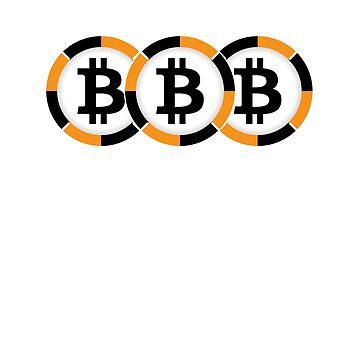 Big Bitcoin Brand by Basement Mastermind by BasementMaster