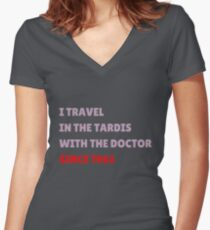 Since 1963 ... Women's Fitted V-Neck T-Shirt