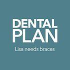 Zahnmedizinischer Plan! von See My Shirt