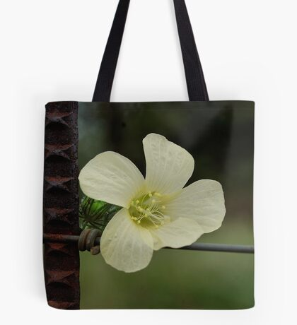 CONTRASTS IN SPRING - WILD FLOWERS Tote Bag