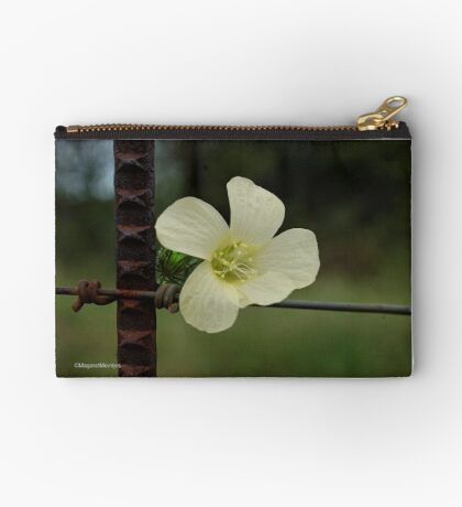 CONTRASTS IN SPRING - WILD FLOWERS Studio Pouch
