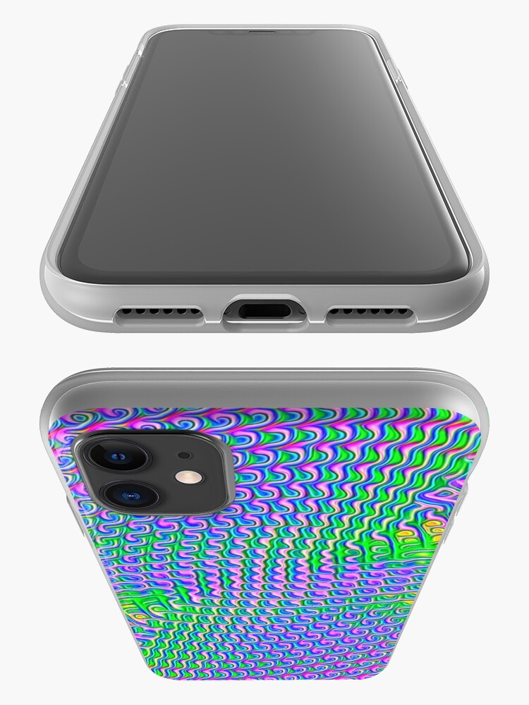 Alternate view of Pattern loud iPhone Case & Cover