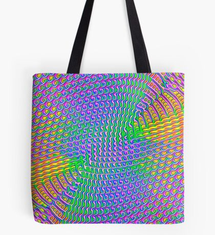Pattern loud Tote Bag
