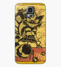 Nekobus, le Chat Noir cartel Funda/vinilo para Samsung Galaxy