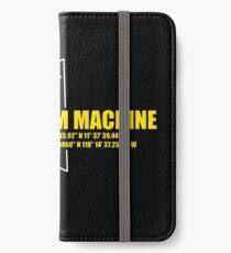 DREAM MACHINE [COORDINATES] iPhone Wallet/Case/Skin