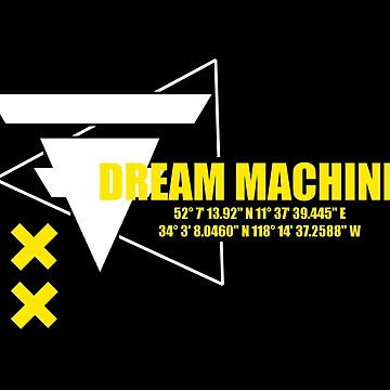 DREAM MACHINE [COORDINATES] by EndlessMoira