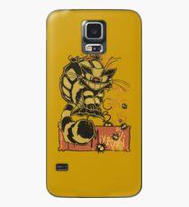 Nekobus, le Chat Noir Funda/vinilo para Samsung Galaxy