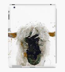 Valais Blacknose Sheep iPad Case/Skin