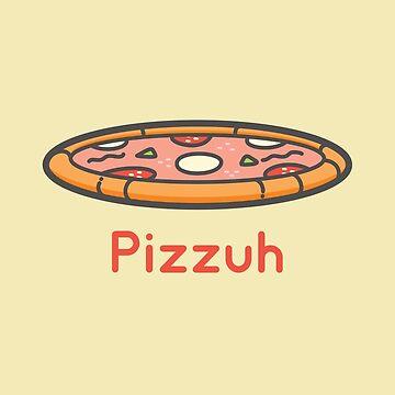 Budder Spallingz: Pizzuh by venturevictrix
