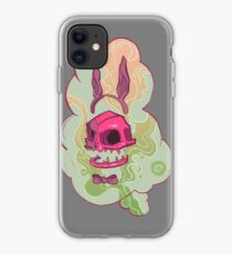 Bubblegum demon spirit iPhone Case