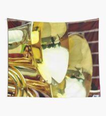 Baritone Horns Wall Tapestry