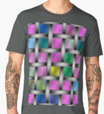 Color and pattern Flash Männer Premium T-Shirts