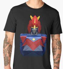 Voltes V Low Poly Art Men's Premium T-Shirt