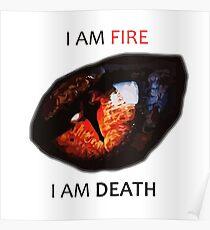 I am FIRE Poster