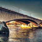 Silver Thames by ChristosMavros