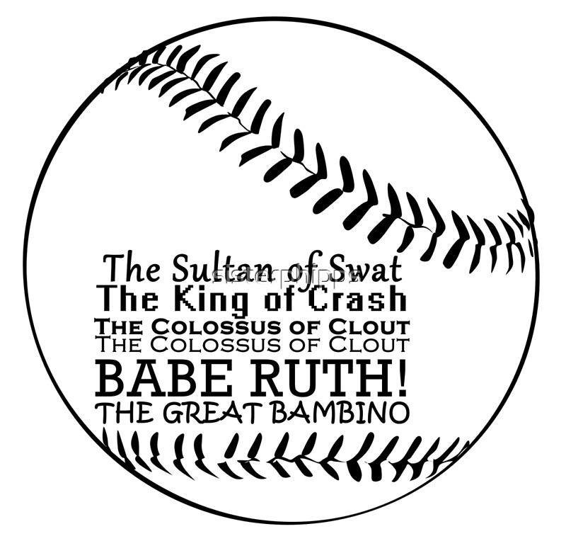 What Was Babe Ruth'S Nickname