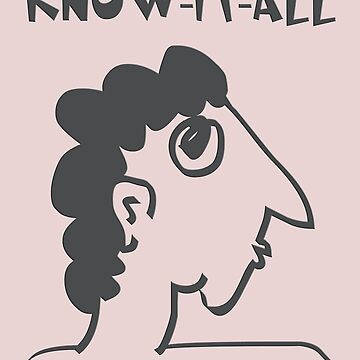know-it-all - women's secrets, neighbors, memes, comics, cartoon, fun, funny by fuxart