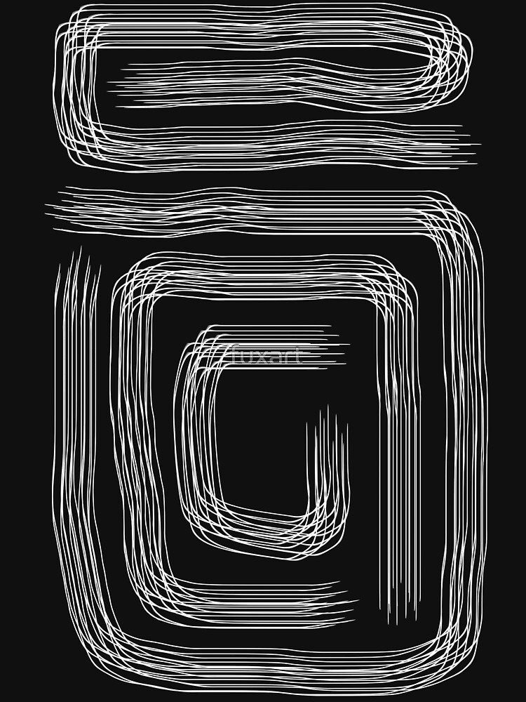 ABSTRACT LINES von fuxart