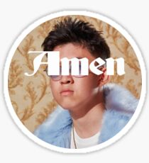 Rich Brian - Amen Sticker