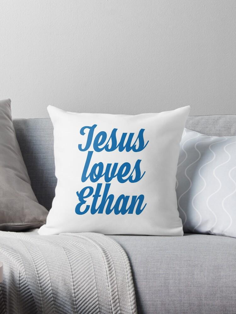 Jesus love Ethan by Shalomjoy