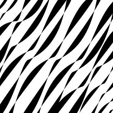 Waves - Black by annumar