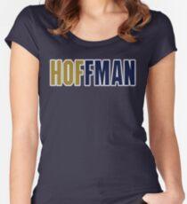 HOFfman 2018 HOF Inductee! Fitted Scoop T-Shirt