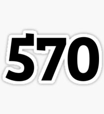570 Sticker