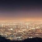 Los Angeles Panorama by Graham Gilmore