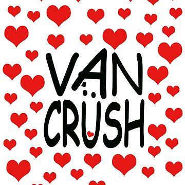 Van Crush by MyLovelyVan