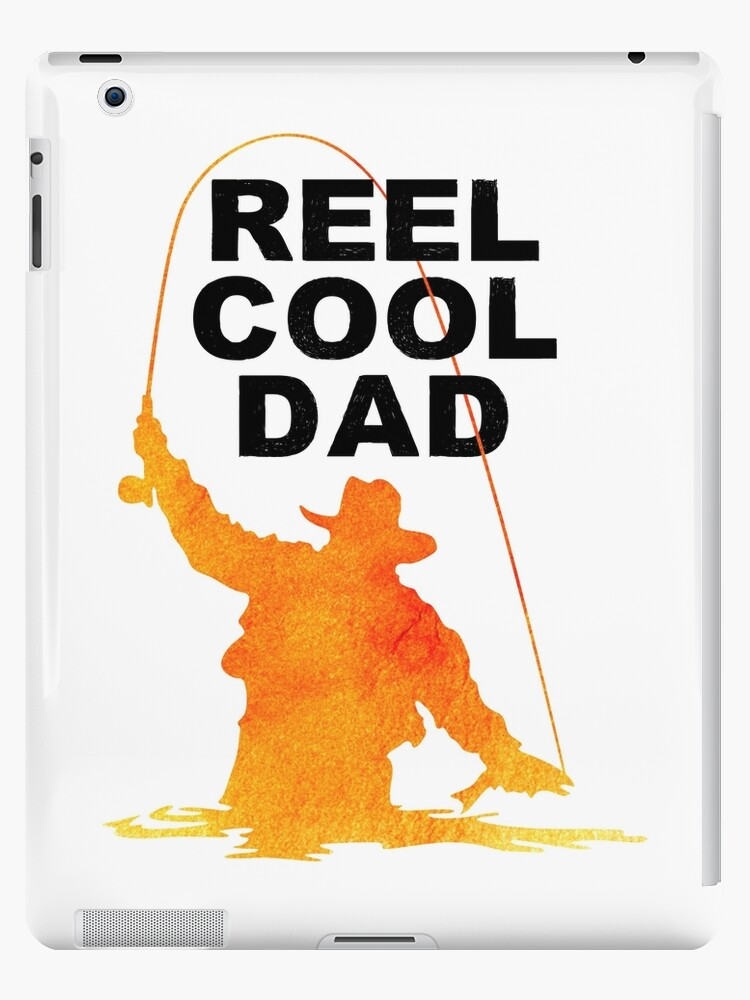 4954507e Reel Cool Dad Cool Fishing Dad Shirt Funny Fathers Day Gift for Fisherman