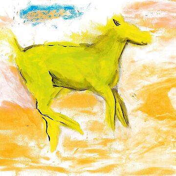 Greenhorse by raelanh