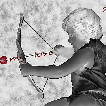 Cupid shooting Love <3 by Dulcina