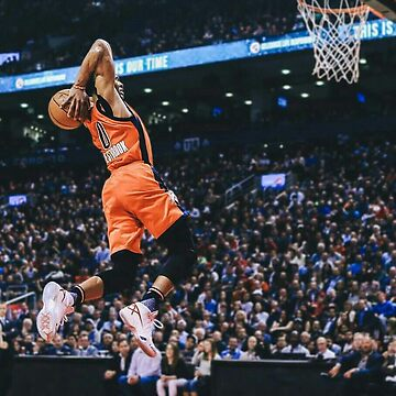 Westbrook Dunk by txeyang