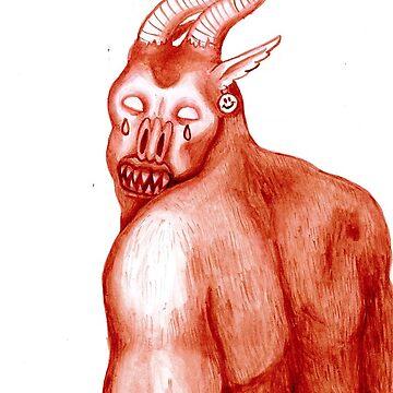 Devil baby by raelanh
