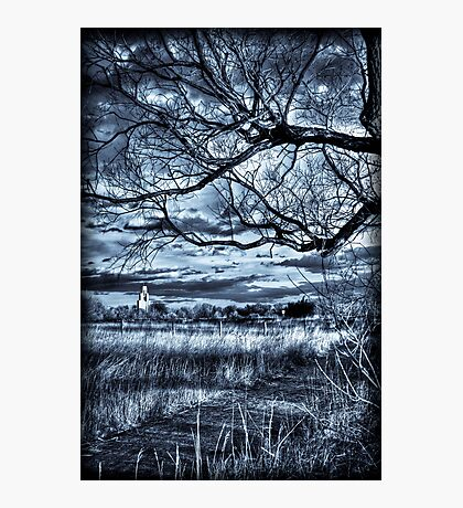 Darkness falls Photographic Print