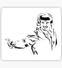 SH. HH. Tamim bin Hamad Al Thani Sticker