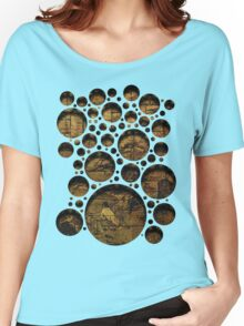 Story Bubbles Women's Relaxed Fit T-Shirt