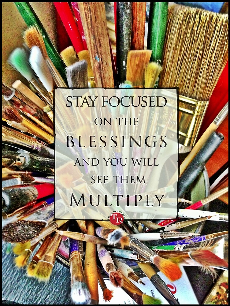 Stay Focused by Tom Roderick